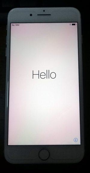 iphone7でスクリーンショットのやり方