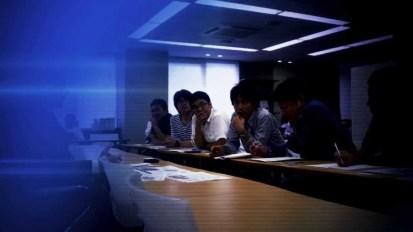 Indigo Blue.様「Organization Theater」