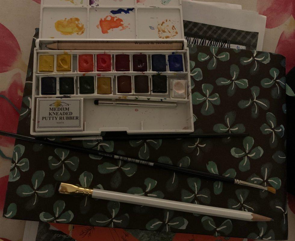 schilderkunsten