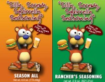 Waddells Seasonings Season All and Ranchers