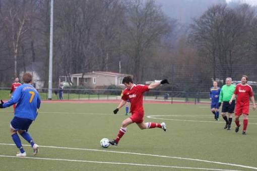 Gegen die huttroper konnte die dritte Mannschaft des SC mit 2:1 gewinnen.