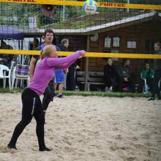 Die Beachvolleyball-Saison beginnt