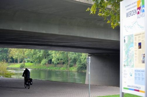 Findet man sich am Ruhrtalradweg gut zurecht?