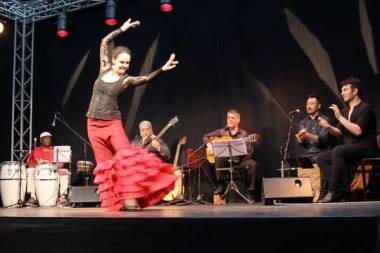 Flamenco im Blut: Maria del Mar