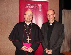 Der Bischof und Hr. Linnenborn