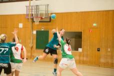 Handballerin Kristin Wahser