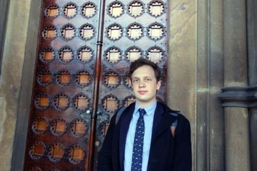 """Die Orgel der Basilika im Format """"Orgelmusik zur Marktzeit"""" spielte am Samstag Thomas Gaynor."""