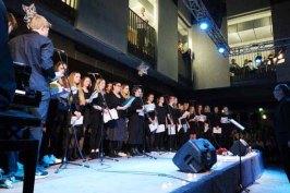 Das Jahresend-Konzert des Mariengymnasiums.