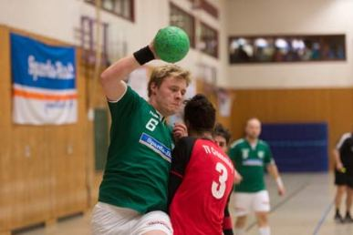 Handballer Demian Vollmer