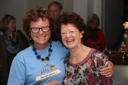 Hilfe aus Werden für Lesotho: Irina André-Lang und Elke Karpinski