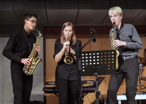 Mariengymnasium Konzert