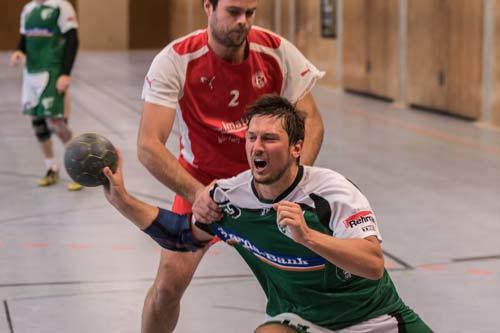 Handball der Herren: Mats Wiedemann