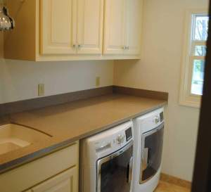 Laundry room remodel Wisconsin