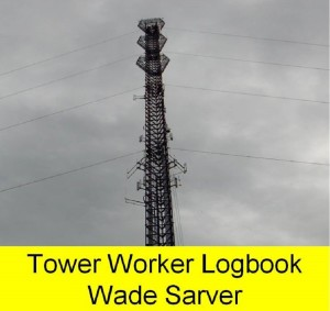 Order Tower Climber Logbook Today!