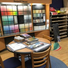 Paints & Stains Center
