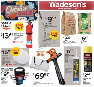 Rake in the Savings Between 10/2/20–10/14/20!