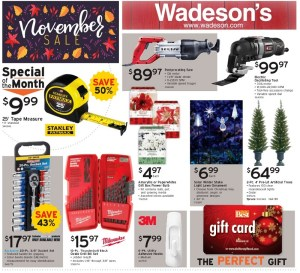Gobble up savings from 11/20/20–12/2/20!