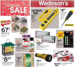 You'll love our big savings from 2/12/21–2/28/21!