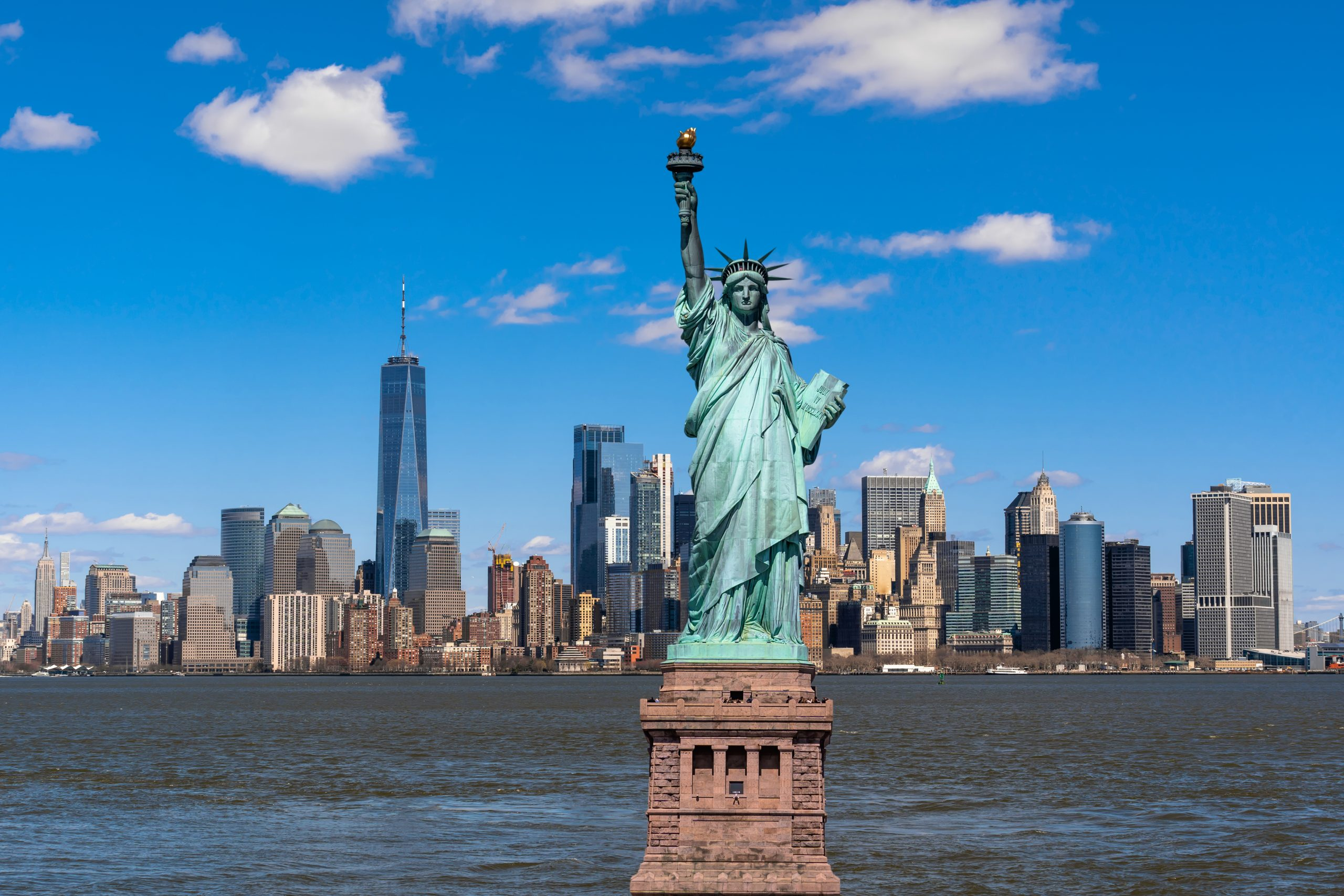 STATUE OF LIBERTY & ELLIS ISLAND: OCTOBER 10, 2020 - Wade Tours Bus Tours