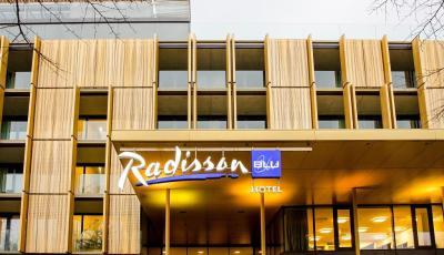 فندق راديسون يعلن عن توفر وظائف اداريه شاغره للجنسين