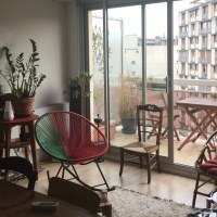 Paris (11th arr): charming airbnb