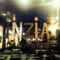 Brussels: Inzia restaurant (Congolese)