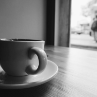Poem: Weak Coffee