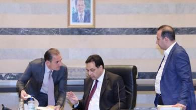 Photo of دياب المتهيّب مصير حكومته يلجأ إلى السفير الصيني