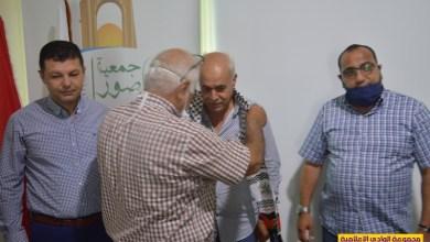 Photo of نادي الجليل الفلسطيني زار جمعية صور الانسان للرعاية الصحية والاجتماعية الخيرية