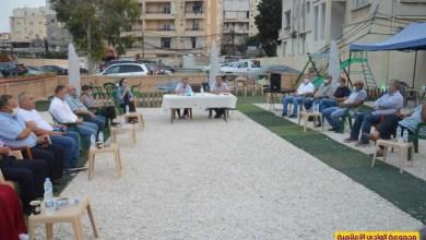 Photo of المهندس علي اسماعيل في حوار مفتوح استضافه ملتقى الجمعيات الاهلية في صور