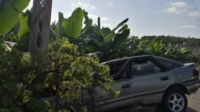 Photo of جريحان جراء حادث سير في صور.