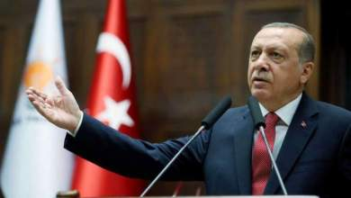 Photo of أردوغان: ماكرون يتبنى أهدافا استعمارية استعرضها في لبنان