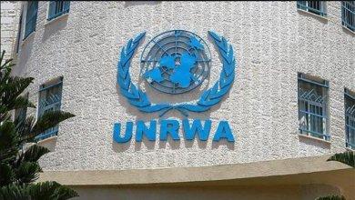 صورة الأونروا: ارتفاع عدد المصابين من اللاجئين الفلسطينيين