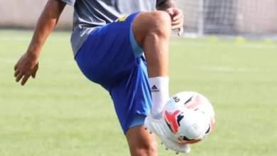 صورة اصابة لاعب الصفاء حسن المحمد بفيروس كورونا