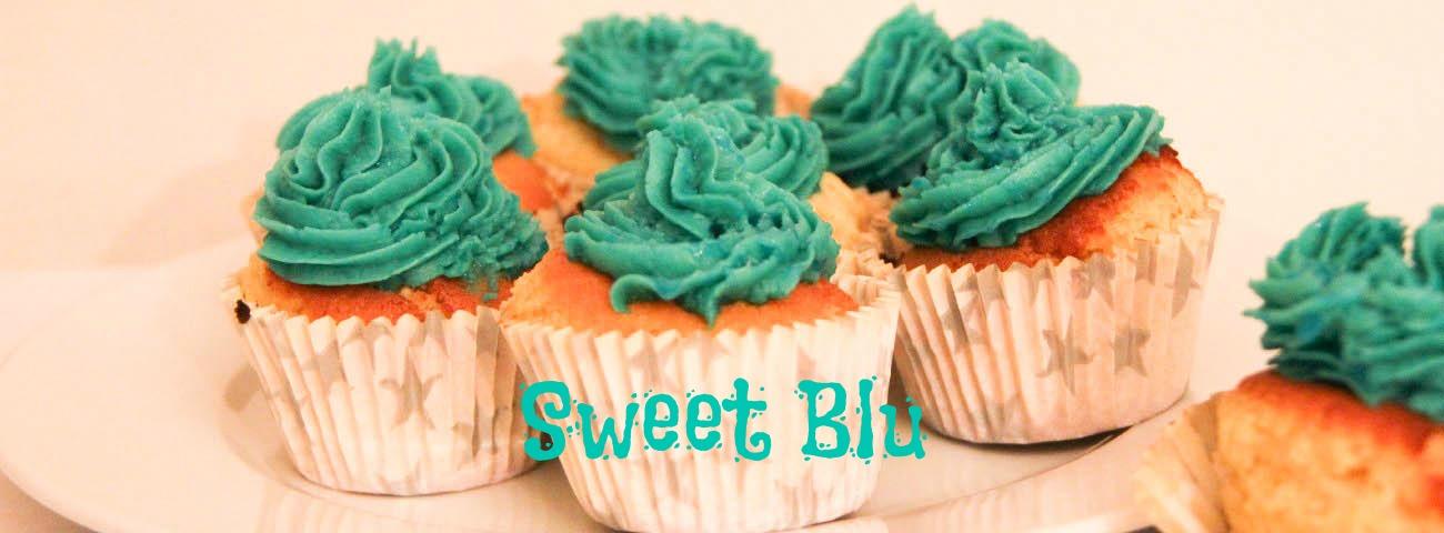 Cupcakes «Sweet Blu»