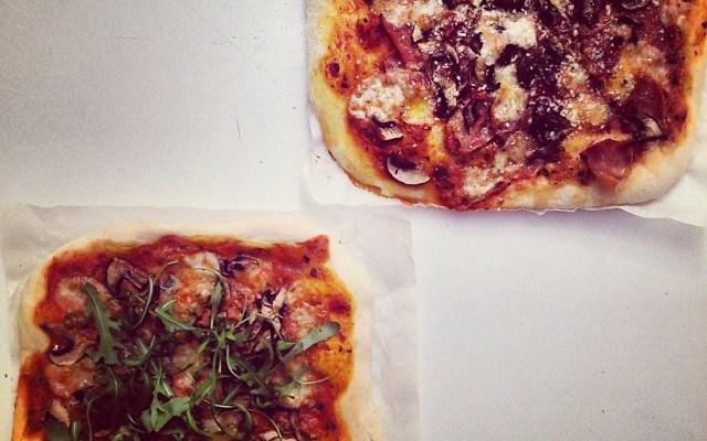 "Pizza ""Lui & Elle"""