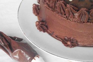 Cake Mocha Chocolata Ya Ya - Muse To The Pharaoh