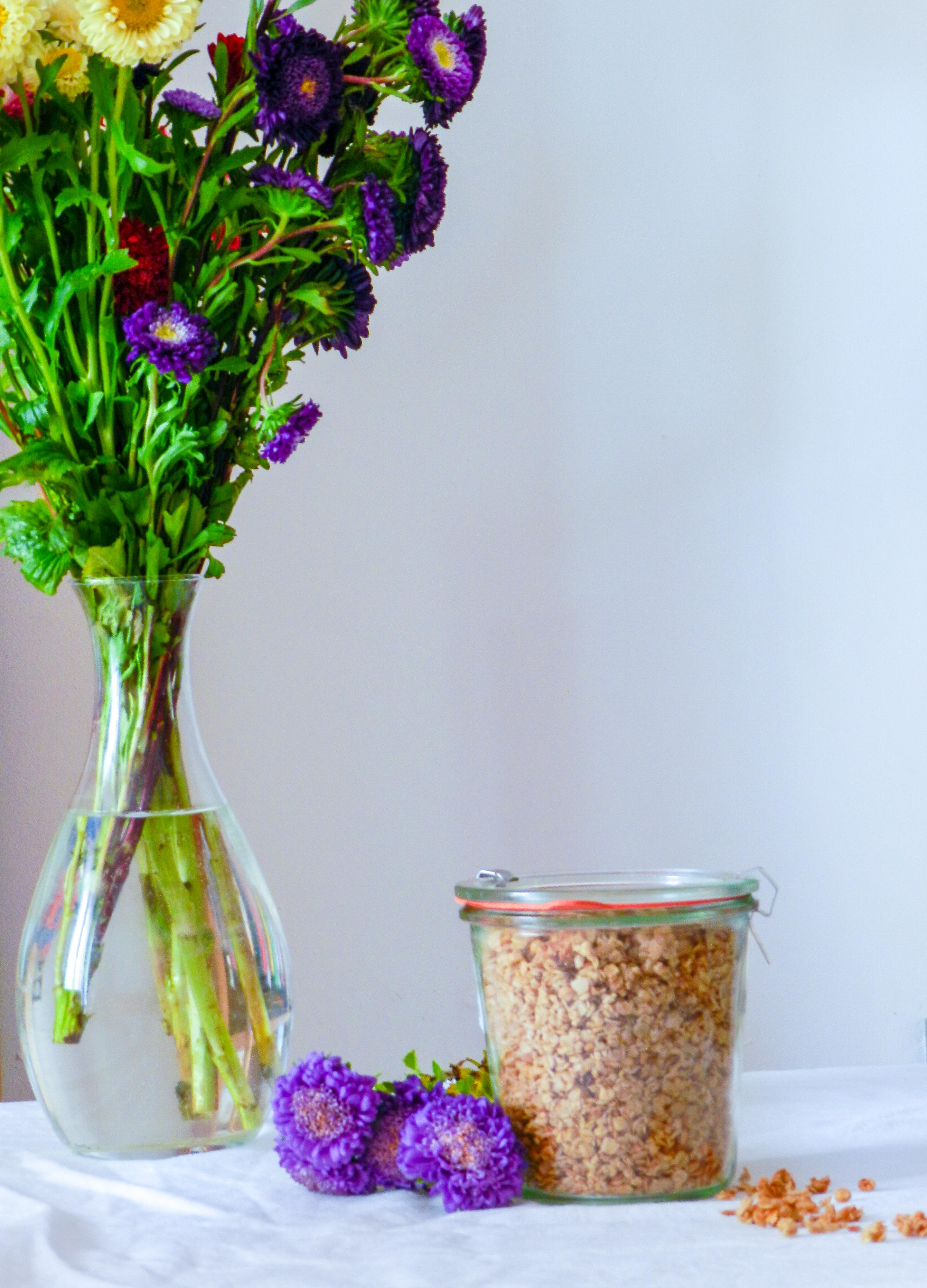 Granola à l'érable et à la cannelle tout simple
