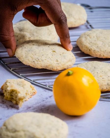 Cookies Citron & Pavot - Wadji, Cooking Mama
