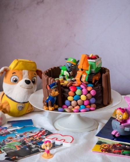 Le gâteau d'anniversaire Pat Patrouille - Wadji, Cooking Mama