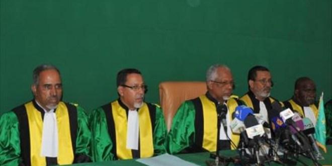 المجلس الدستوري يقر نتائج الاستفتاء