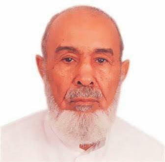 وفاة الوالد و الشيخ محمد الحسين ولد حبيب الله