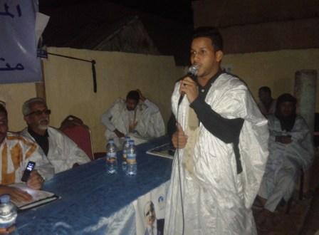 قرية البشرى في واد الناقة تحشد لحملة الإنتساب(صورة)