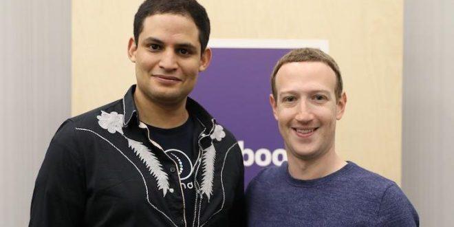 شاب موريتاني ينال إعجاب الرئيس التنفيذي لشركة فيسبوك (تفاصيل)