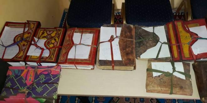 واد الناقة تحتضن معرضا للمخطوطات المحظرية والمخطوطات القديمة