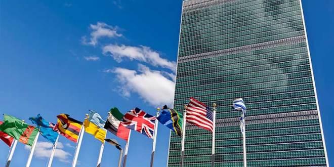 مباحثات بين وزير الخارجية والأمين العام للأمم المتحدة
