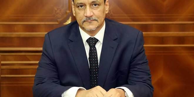 ولد باباه ممثلا لموريتانيا أمام الجمعية العامة للأمم المتحدة