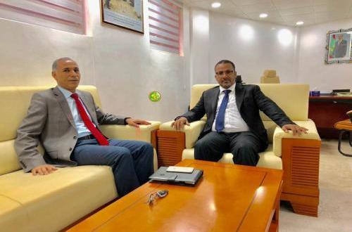 مباحثات موريتانية تونسية حول الشراكة بين رجال الأعمال