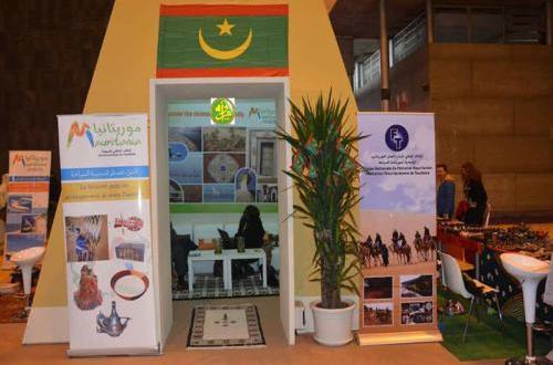 مكتب السياحة بموريتانيا يقدم عروضا في مدريد