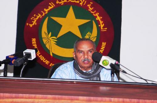 ولد بايه يشارك في مؤتمر للتعاون الإسلامي بالرباط